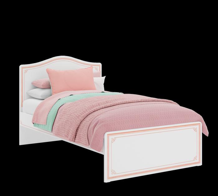 Cilek SELENA PINK Bett, 120x200 cm