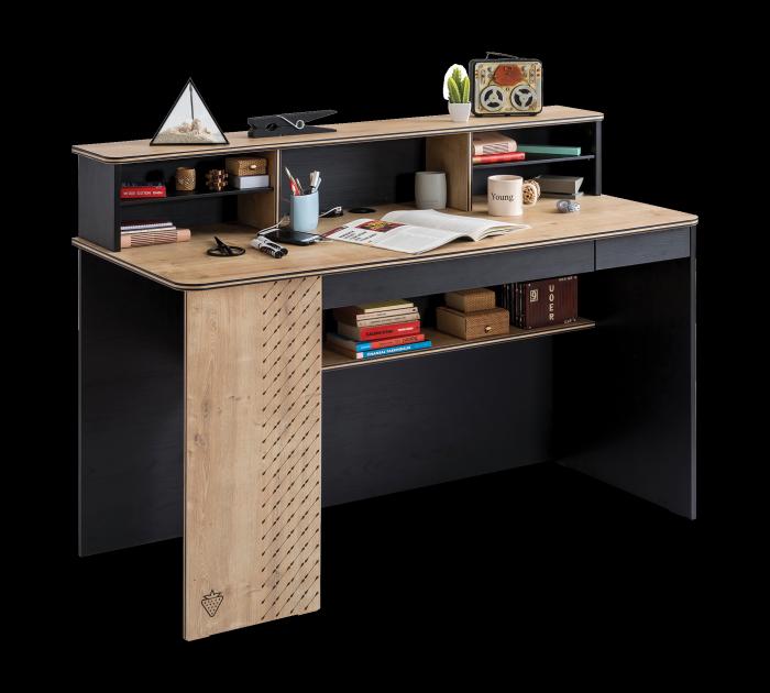 Cilek BLACK Schreibtisch, groß