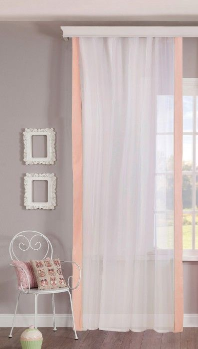 Cilek Baby Girl Vorhang