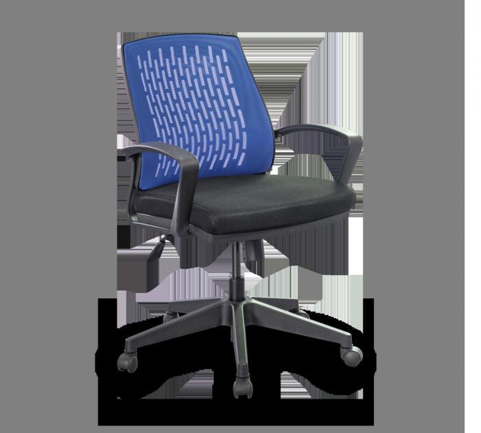 Cilek Comfort Schreibtischstuhl Blau