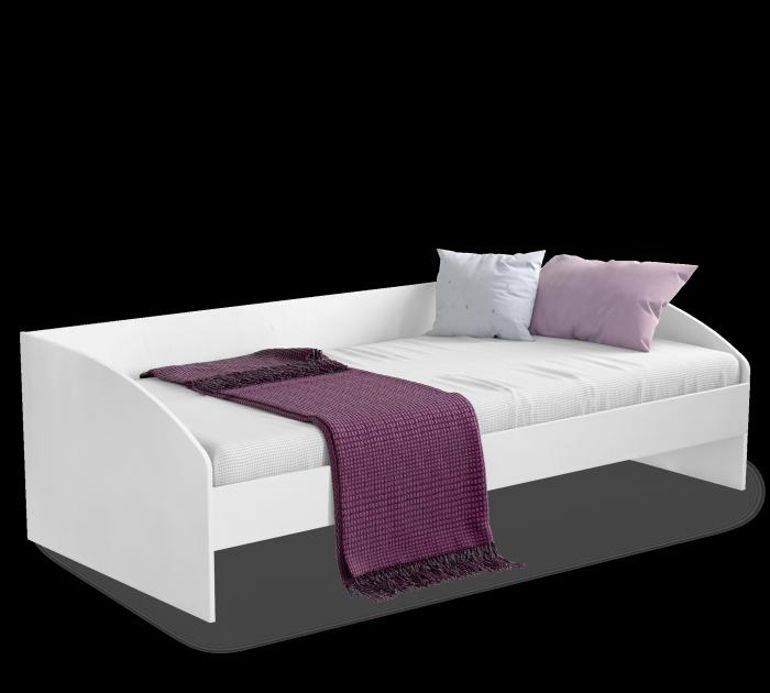 Cilek LINE Sofabett, 90x200 cm - weiss