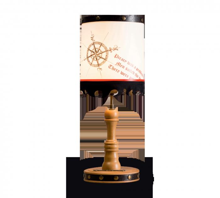 Cilek PIRATE Tischlampe