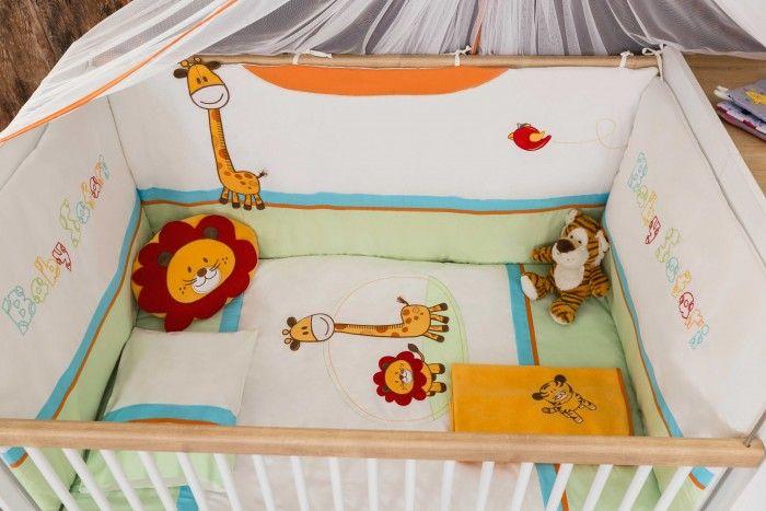 Cilek Safari Bettwäsche Set
