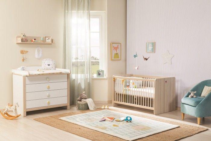 Cilek Babyzimmer-Set MONTE, 4-tlg.
