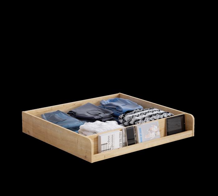 Cilek Bettkasten 100x92 cm, mocha