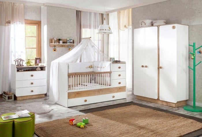 Natura Baby Babyzimmer 8tlg.