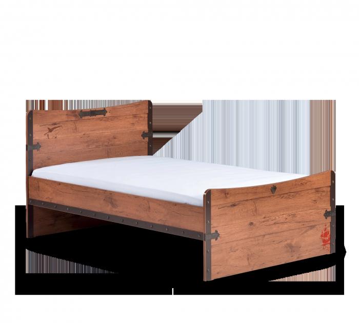 Cilek PIRATE Bett, 120x200 cm