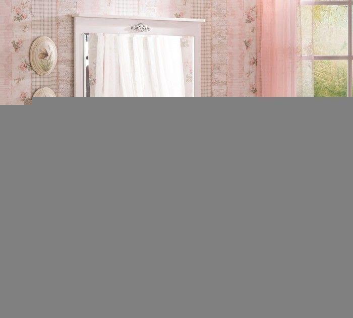 Cilek ROMANTICA Kommode mit Spiegel
