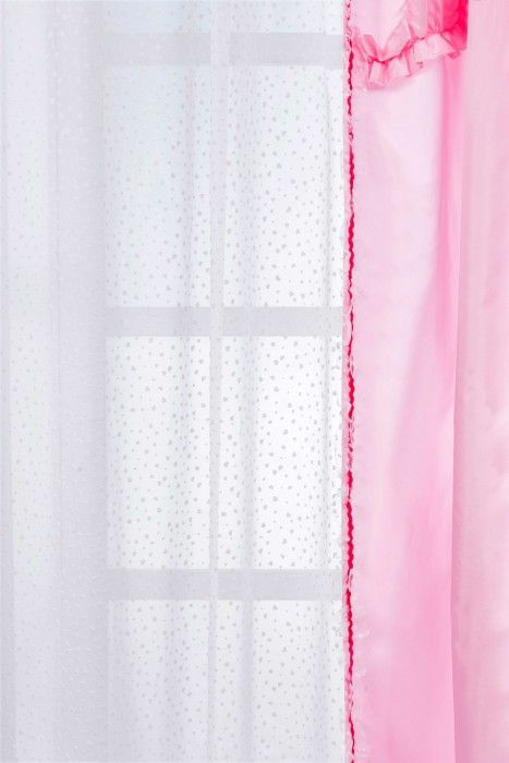 Cilek Rosa Vorhang