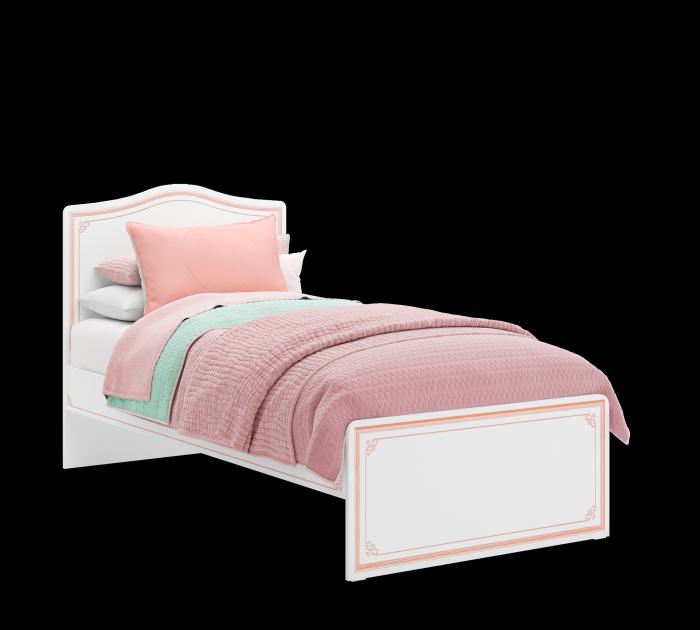 Cilek SELENA PINK Bett, 90x200 cm
