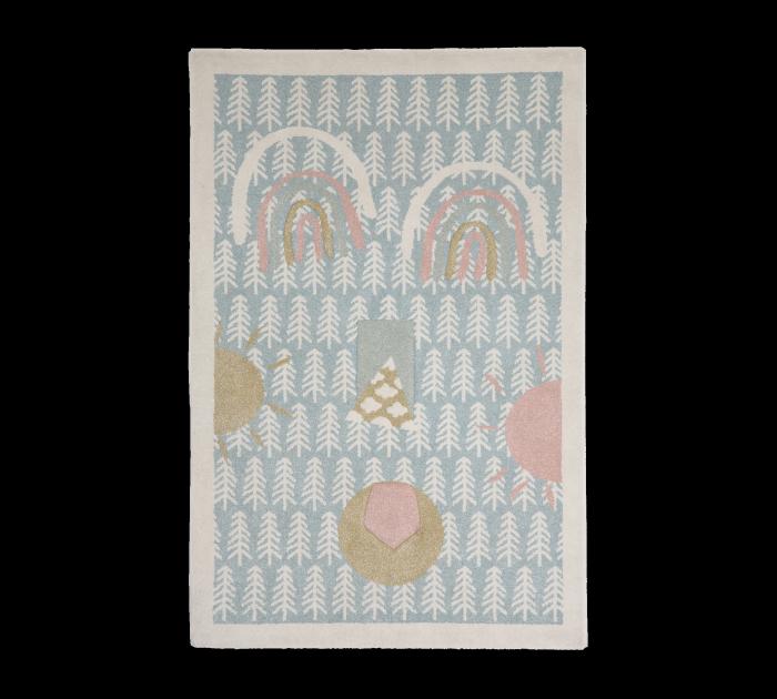Cilek Teppich SMILE, 120x180 cm
