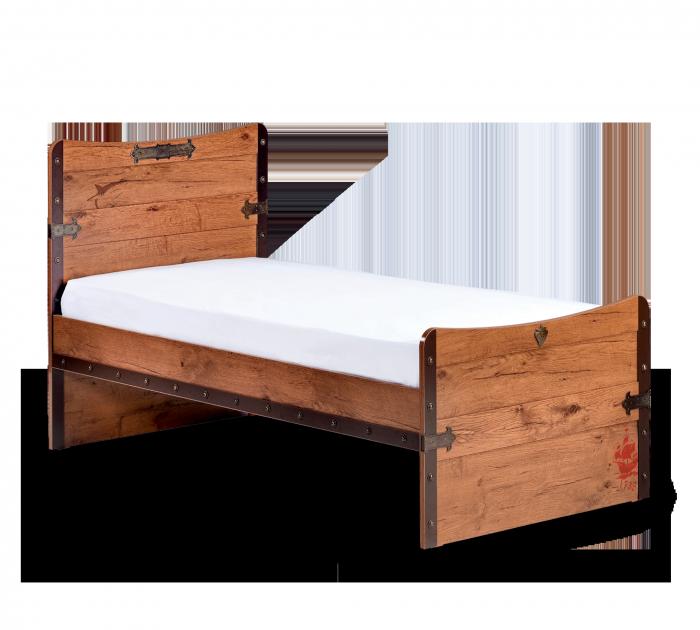 Cilek PIRATE Bett, 100x200 cm
