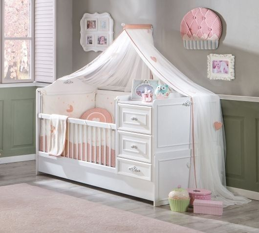 Cilek Romantic Baby Babybett