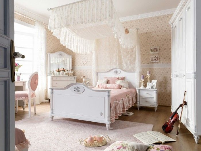 Cilek Romantic XL Bett