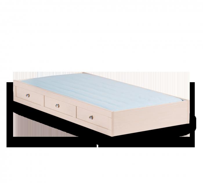 Cilek FLORA Bettkasten, 90x190 cm