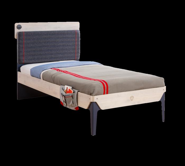Cilek Bett TRIO, 100 x 200 cm mit USB