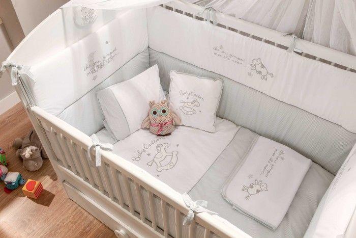 Cilek Baby Cotton Bett Set